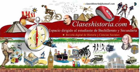 Logo de Claseshistoria.com